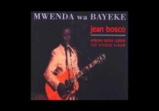 Jean Bosco Mwenda – Masanga