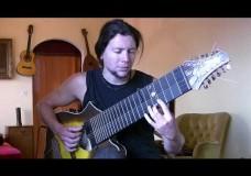 Jan Laurenz: Meditation on a Beartrax Guitar