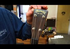 Historic Martin Tenor Guitars