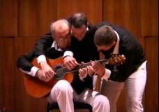 Three Guys… One Guitar