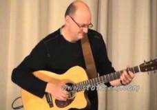 Jacques Stotzem: Fingerpicking Swing Medley