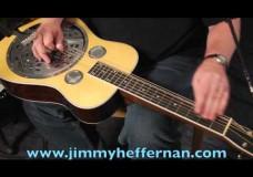 Jimmy Heffernan: Blues Stay Away From Me