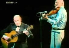Stephan Grapelli & Julian Bream Play Django Reinhardt