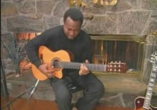 George Benson Plays Acoustic