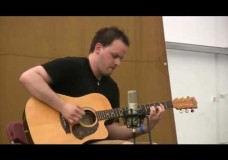 Dylan Ryche: Second Place Canadian Fingerstyle Championship