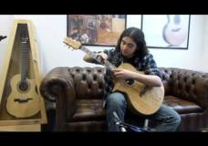 Sean De Burca: New Guitarist Lands London Guitar Show
