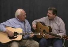 George Shuffler- Sweep Pickin' Bluegrass