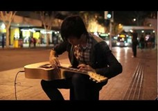 Johnnie Lin: Tapping The Streets of Brisbane
