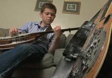 Gaven Largent: Bluegrass Kid Plays Nashville