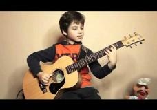 Frano Zivkovic: 8 Years Old