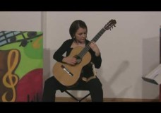 Isabella Selder Performs Paganini
