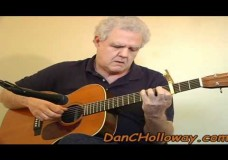 Dan C Holloway: Fingerstyle Covers