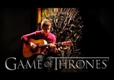 Eddie van der Meer: Game of Thrones Theme Song
