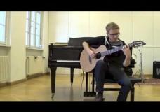 Sönke Meinen: Finding His Voice
