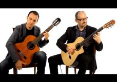 Bruskers Duo: Soundtracks on acoustic guitars