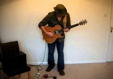 Adam Palma – Fylde guitar and Some New Toys