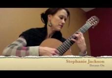 Stephanie Jackson: Dream On