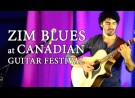 Maneli Jamal Plays the Blues at the Canadian Guitar Festival