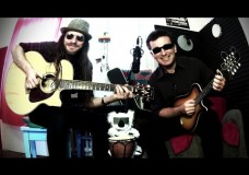 Acoustic Gangsters – Jozef Scheiner and Peter Luha