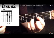 How To Play a D Chord On Guitar: 5 Lesson Video Series For Beginners