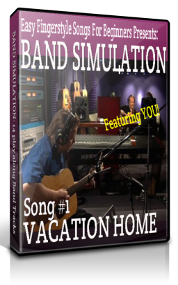 Band Simulation- Vacation Home transparency