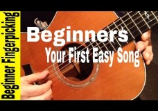 Beginners: Play Your First Fingerstyle Song in 60 MINUTES!