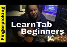 Beginners- How to Read Guitar Tabs For Fingerstyle