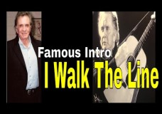 I Walk The Line- FAMOUS INTRO – FIngerstyle